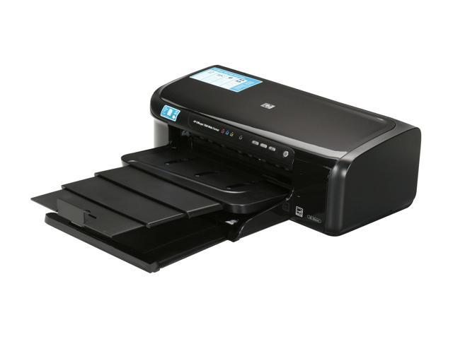 HP Officejet 7000 C9299A Up to 33 ppm Black Print Speed 4800 x 1200 dpi Color Print Quality InkJet Workgroup Color Printer