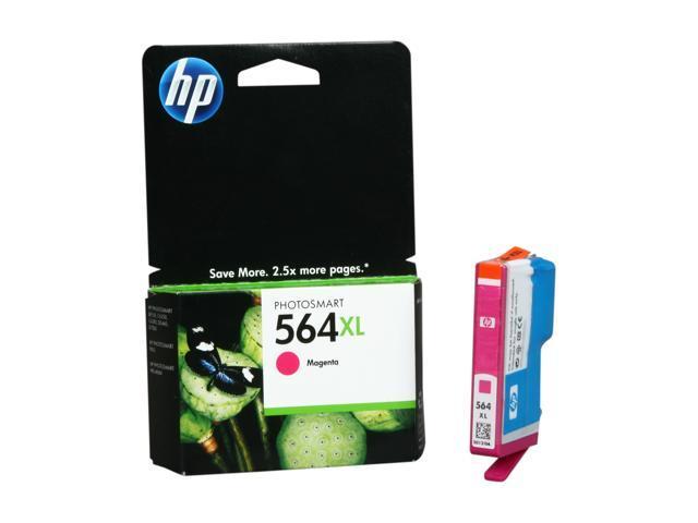 HP CB324WN#140 564XL Ink Cartridge Magenta