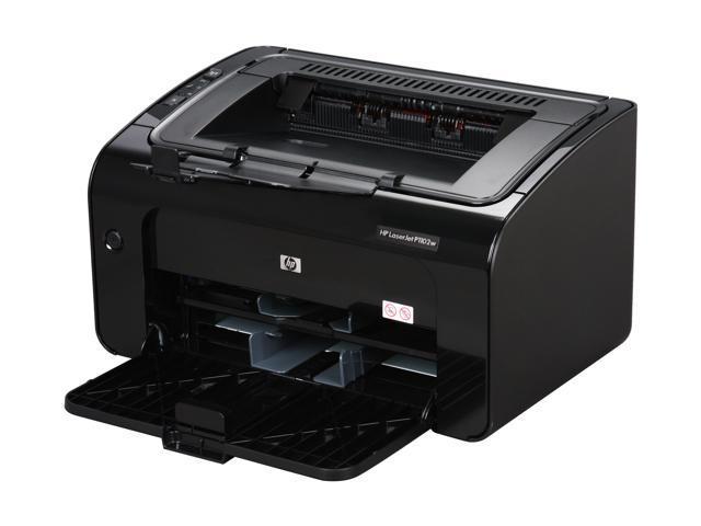 HP LaserJet Pro P1102W CE657A Personal Up to 19 ppm 600 x 600 dpi Color Print Quality Monochrome Laser Printer