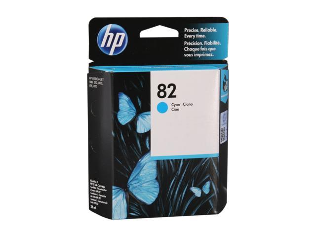 HP CH566A Cyan No. 82 Ink Cartridge