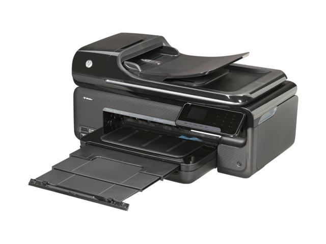 HP Officejet 7500A Up to 33 ppm Black Print Speed 4800 x 1200 dpi Color Print Quality Wireless Thermal Inkjet MFC / All-In-One Color Printer