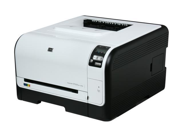 HP LaserJet Pro CP1525nw CE875A Workgroup Color Wireless 802.11b/g/n Laser Printer