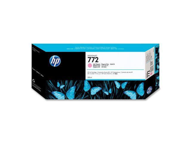 HP 772 Light Magenta Designjet Ink Cartridge (CN631A)