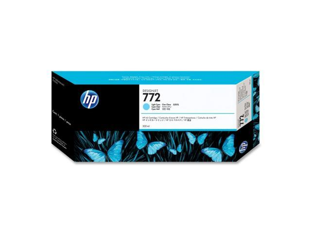 HP CN632A No. 772 Ink Cartridge Light Cyan