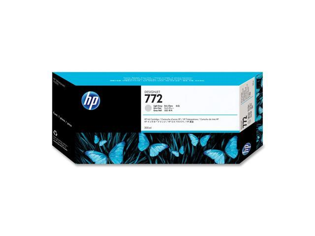 HP 772 Light Gray Designjet Ink Cartridge (CN634A)