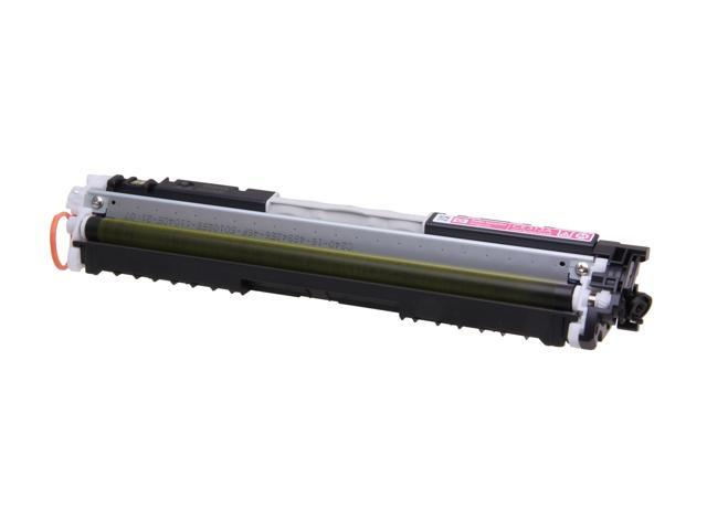 HP 126A Magenta Color LaserJet Toner Cartridge (CE313A)