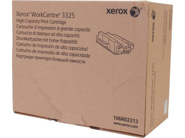 XEROX 106R02313 High Capacity Toner Cartridge Black for WorkCentre 3325