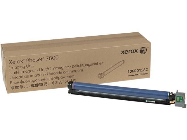 XEROX 106R01582 Imaging Unit, Phaser 7800 (Imaging Unit Is Color Neutral Until Installed)