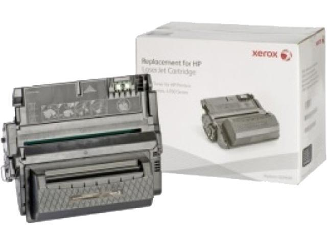XEROX 106R02338 Compatible (HP-42A) Toner, 10000 Page-Yield Black