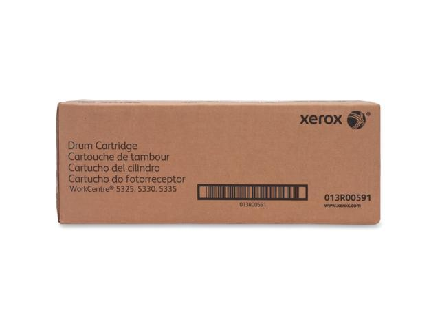 XEROX 013R00591 Black Drum Cartridge for WorkCentre 5325/5330/5335 Black