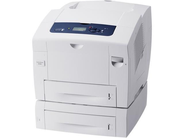 XEROX ColorQube 8580/DT Workgroup Up to 40 ppm Color Printer