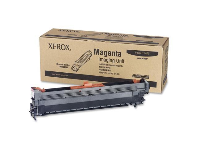 XEROX 108R00648 Imaging Unit For Phaser 7400 Magenta