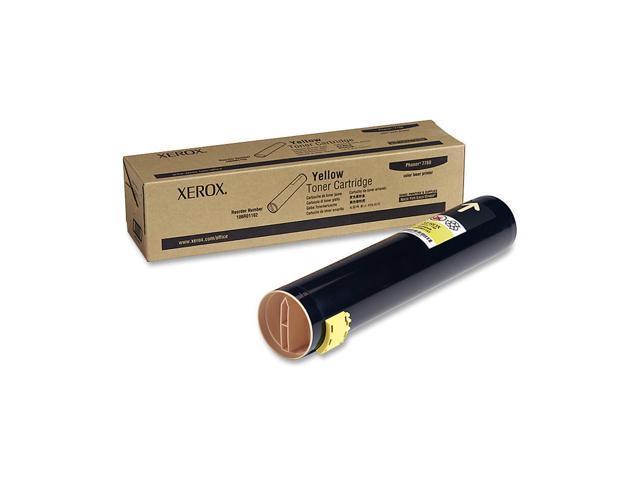 XEROX 106R01162 Toner Cartridge For Phaser 7760 Yellow