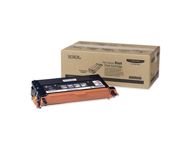 XEROX 113R00726 High-capacity Print Cartridge For Phaser 6180 Series Black