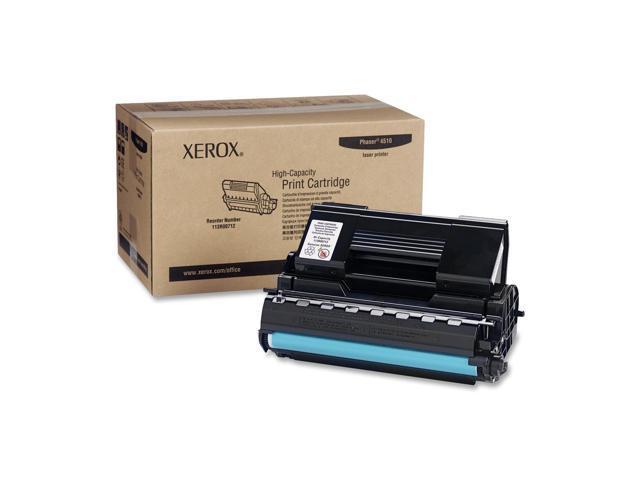 XEROX 113R00712 High-Capacity Print Cartridge For Phaser 4510