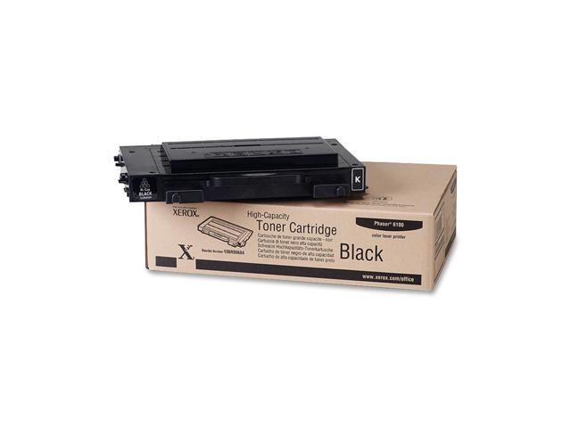 XEROX 106R00684 High Capacity Toner Cartridge For Phaser 6100 Black