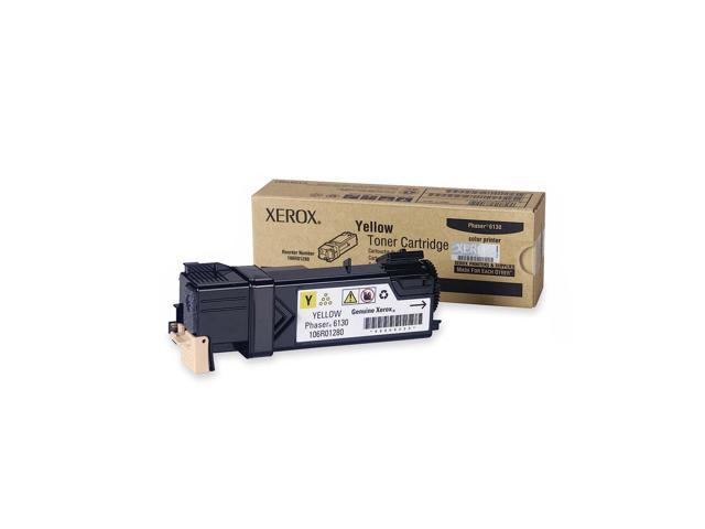XEROX 106R01280 Toner Cartridge Yellow For Phaser 6130