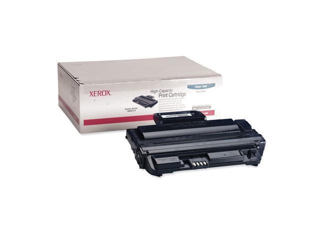 XEROX 106R01374 High Capacity Print Cartridge For Phaser 3250 Black