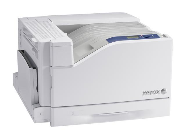 XEROX Phaser 7500DN Workgroup Up to 35 ppm 1200 x 1200 dpi Color Print Quality Color Laser Printer