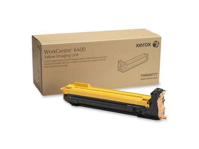 XEROX 108R00777 Drum Cartridge Yellow For WorkCentre 6400