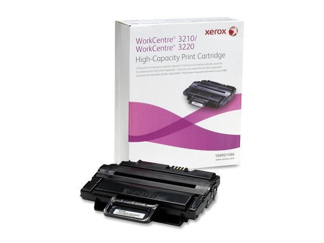 XEROX 106R01486 High Capacity  Toner Cartridge Black for WorkCentre 3210/3220