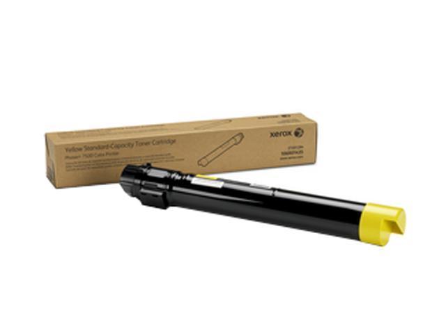 XEROX 106R01435 Toner Cartridge Yellow For Phaser 7500