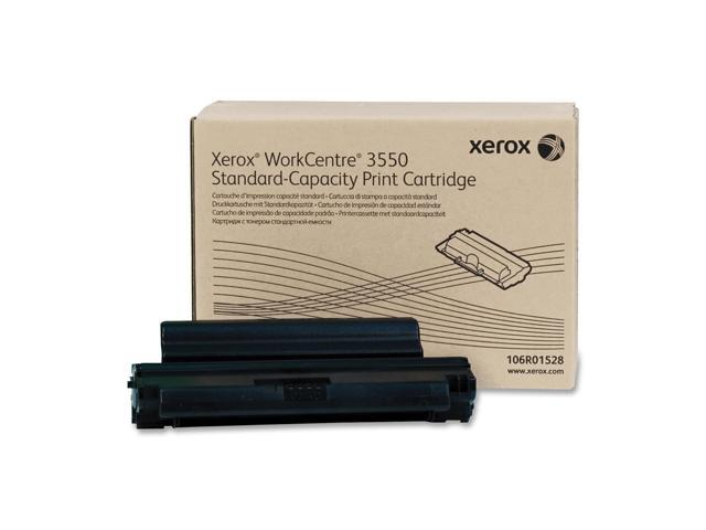 XEROX 106R01528 Cartridge Black For WorkCentre 3550