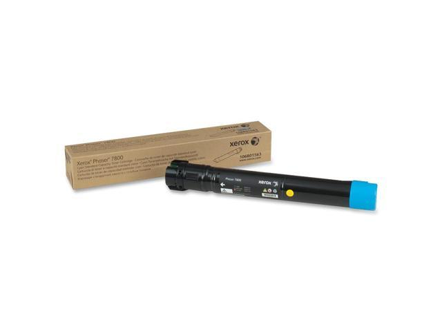 Xerox 106R01563 Toner Cartridge Cyan For Phaser 7800