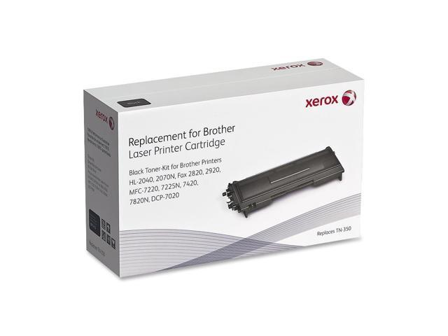 Xerox Replacements 6R1415 Black Remanufacture Toner Replaces BROTHER TN-350