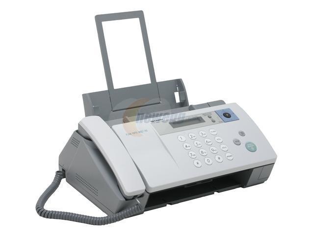 sharp ux b20 fax machine