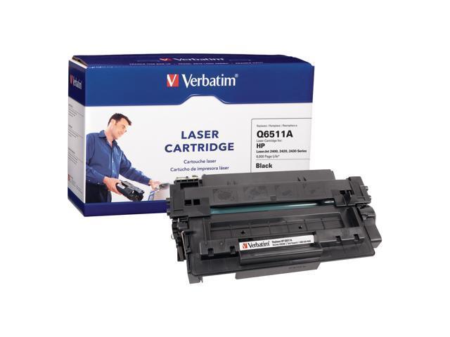 Verbatim 95386 Replacement Laser Cartridge FOR HP LaserJet 2410, 2420, 2430 Series