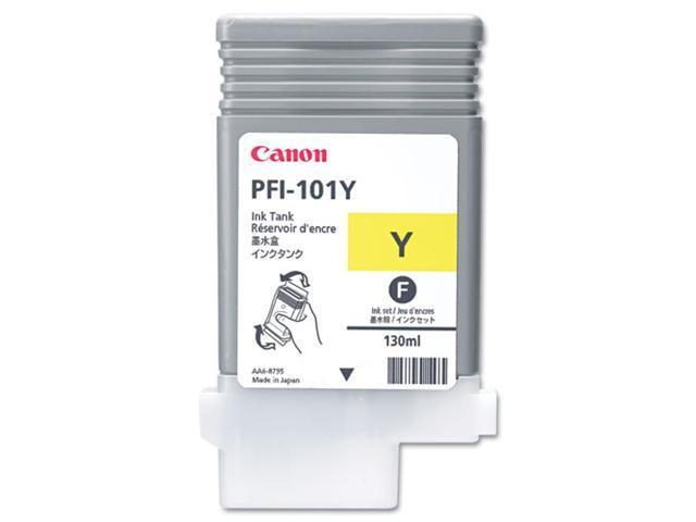 Canon LUCIA Yellow Ink Tank For imagePROGRAF iPF5000 Printer