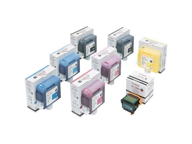Canon Yellow Ink Tank For imagePROGRAF W8400 Printer