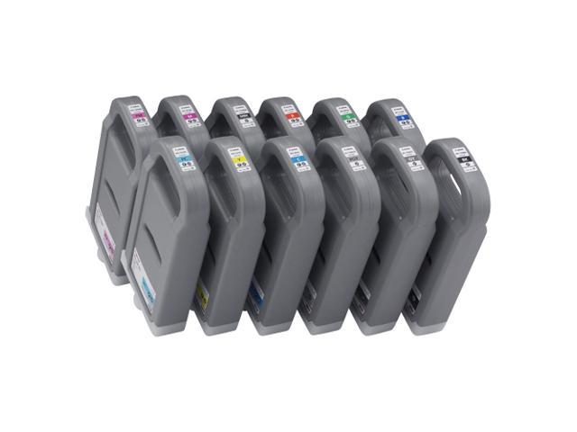 Canon LUCIA Blue Ink Tank For IPF9000 Printer