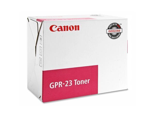 Canon GPR-23 (0454B003) Toner Cartridge, Magenta - OEM