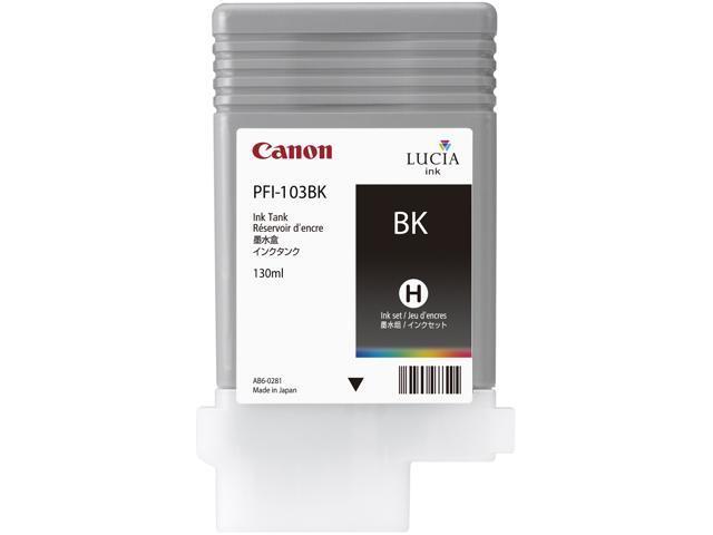 Canon PFI-103 Black Ink Cartridge