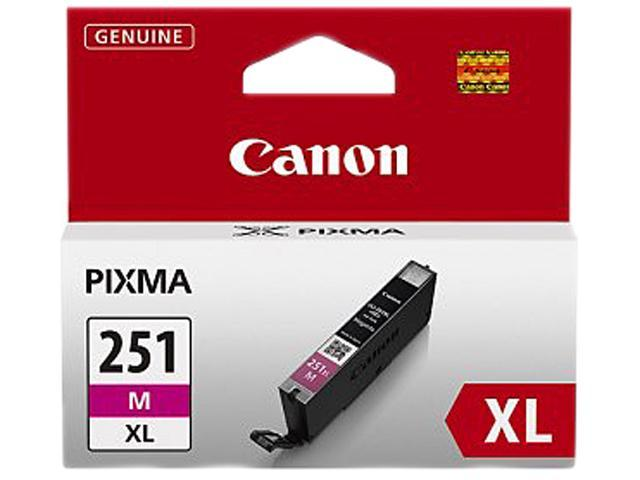 Canon CLI251XLM Ink Cartridge Magenta