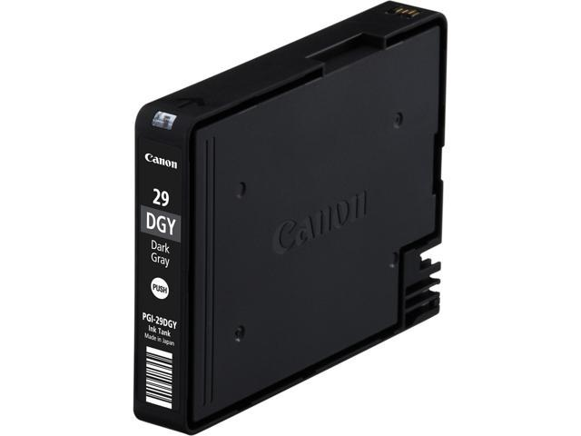 Canon 4870B002 Ink Cartridge Dark Gray