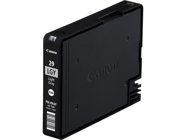 Canon 4872B002 Ink Cartridge Light Gray