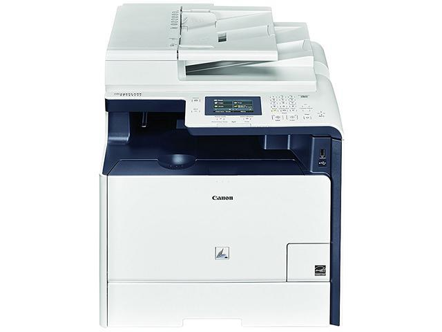 Canon imageCLASS MF729Cdw (9947B010) Up to 21 ppm (9600 x 600 dpi quality USB/Ethernet/Wireless Color Laser Multifunction Printer