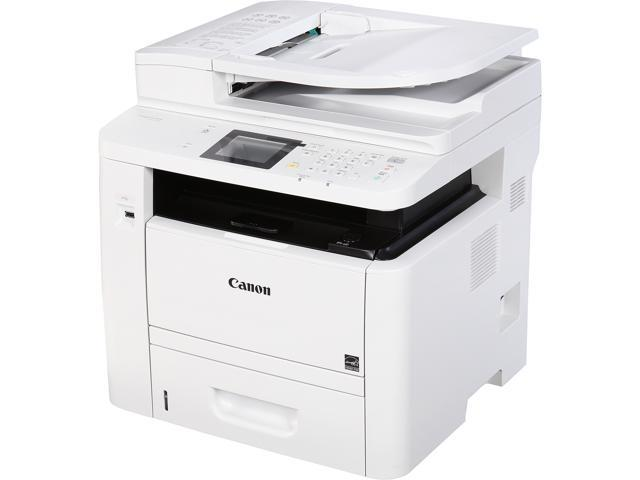 Canon imageCLASS D1520 Monochrome Multifunction laser printer with Duplex printing, 35 ppm