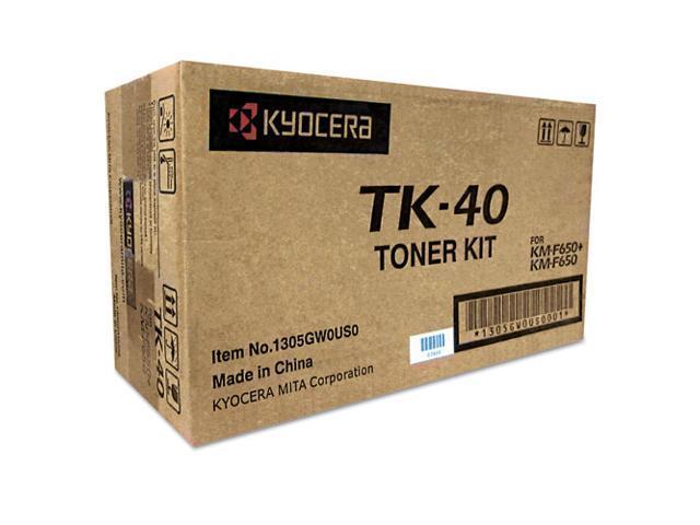 Kyocera Mita Black Toner Cartridge