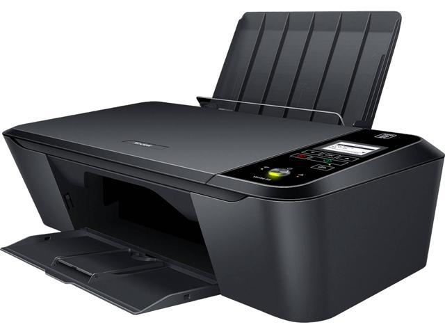 Kodak Verite 55 All-In-One Inkjet Wireless Printer w/ One Touch Printing and Scanning, Full Color and Full Black Ink Included