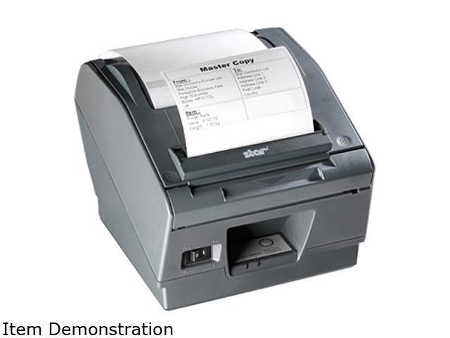 Star Micronics 39441131 Thermal 180 mm / sec 203 dpi TSP847IIE3 RX LAN Thermal Printer