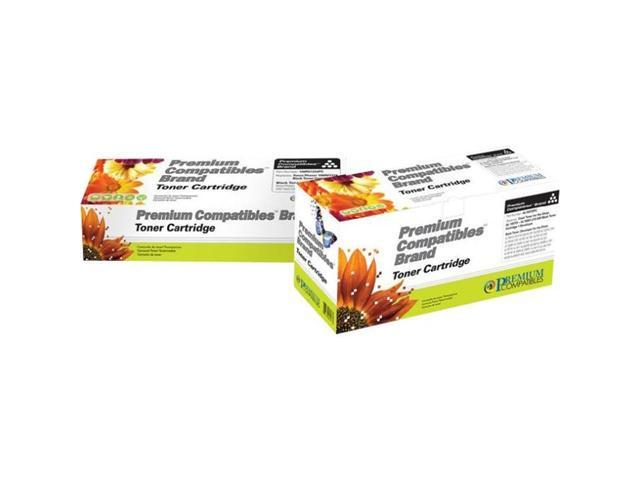 Premium Compatibles High Yield Yellow Toner Cartridge