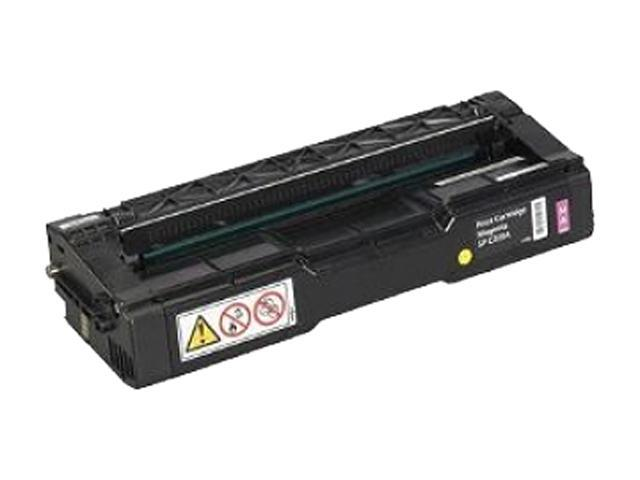 Ricoh 406478 Toner Cartridge Yellow
