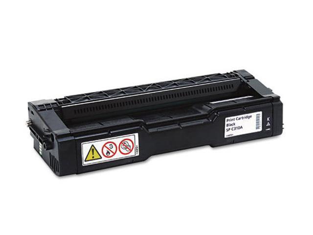Ricoh 406344 Toner Cartridge Black