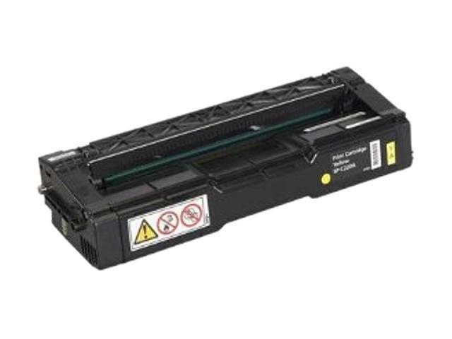 Ricoh 406347 Toner Cartridge Yellow