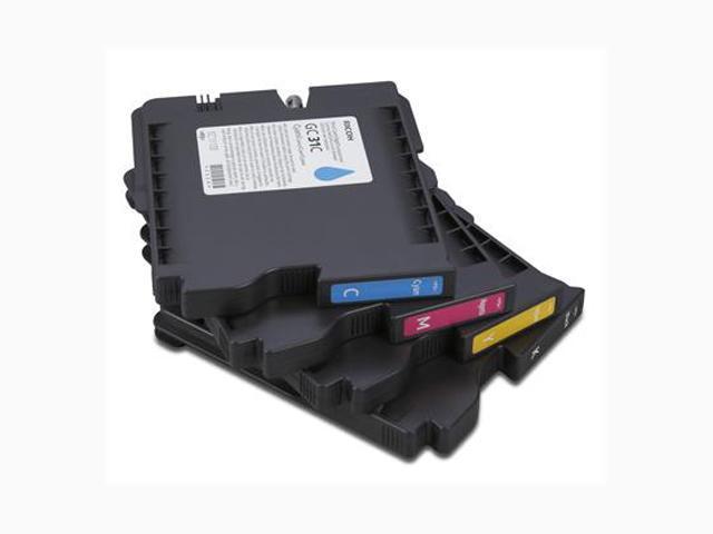 Ricoh 405688 Inkjet Cartridges Black