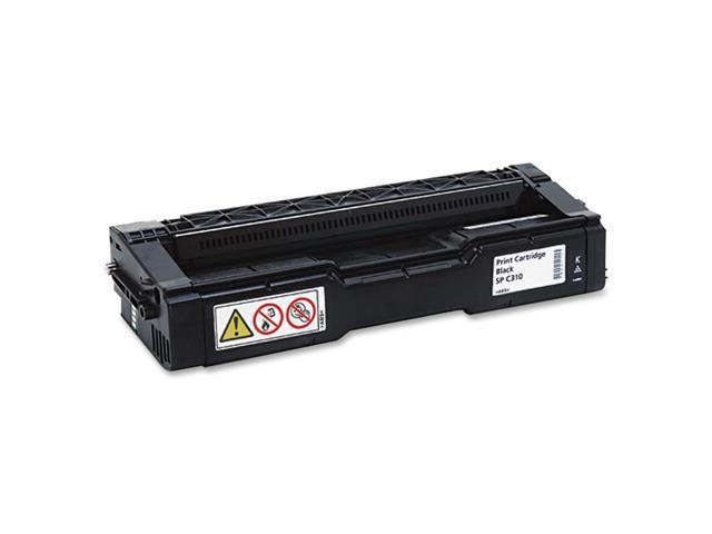 Ricoh 406475 Toner Cartridge Black